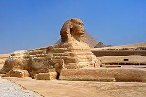 Bí ẩn tượng Đại Nhân Sư Ai Cập