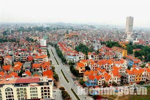 Điều chỉnh Quy hoạch chung đô thị Bắc Ninh