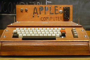 Apple 'hồi sinh' lại dòng máy tính Apple-1 đầu tiên