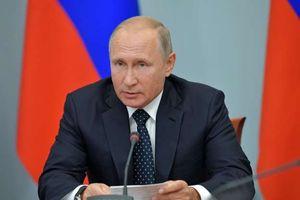 Tổng thống Putin sa thải 15 tướng quân đội trước cuộc tập trận lớn nhất 4 thập kỷ