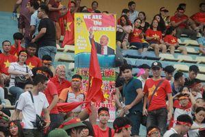 Hà Nội đã sẵn sàng 'cháy rực' cùng Olympic Việt Nam