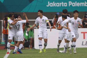 Thua Hàn Quốc, Olympic VN chia tay giấc mơ chung kết Asiad