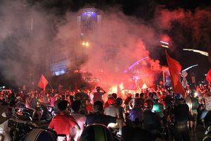 Thanh Hóa huy động cả ngàn cảnh sát bảo vệ sau trận VN-HQ