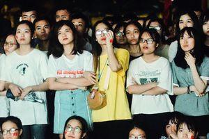 Cô giáo nhắn học sinh 'lập đàn cầu nắng' cổ vũ Olympic Việt Nam