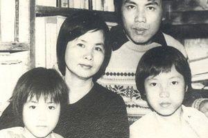 Những hình ảnh đầy ắp tình yêu của gia đình Xuân Quỳnh - Lưu Quang Vũ