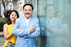 Hai 'ái nữ' của ông Trần Quý Thanh lập doanh nghiệp mua bán nợ