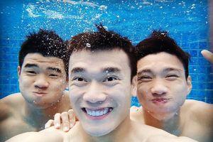 Trước trận bán kết, dàn cầu thủ Olympic Việt Nam đã 'lầy lội' thế nào?