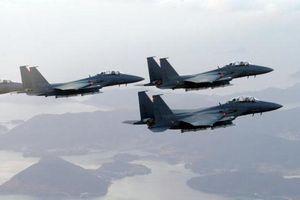 Máy bay Trung Quốc liên tiếp thách thức ADIZ Hàn Quốc