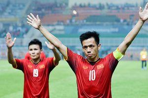 Bàn thua sớm khiến toan tính của Olympic Việt Nam đổ vỡ