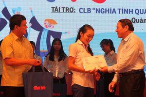 Quảng Trị: 'Tiếp sức đến trường' cho 147 tân sinh viên có hoàn cảnh khó khăn