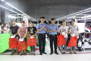 Hưng Yên: LĐLĐ huyện Ân Thi chú trọng bảo vệ quyền, lợi ích hợp pháp cho đoàn viên