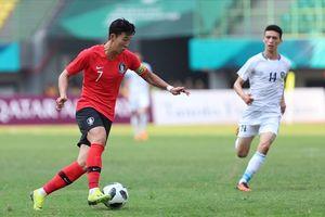 Không phải Son Heung-min, đây mới là vũ khí nguy hiểm của U23 Hàn Quốc
