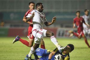 U23 Việt Nam sẽ tranh tấm huy chương Đồng ASIAD 18 với U23 UAE