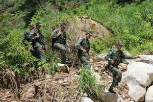 Điểm sáng giữ gìn an ninh biên giới ở Lai Châu