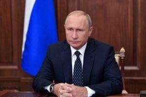Tổng thống Nga kêu gọi tiến hành đổi mới hệ thống lương hưu