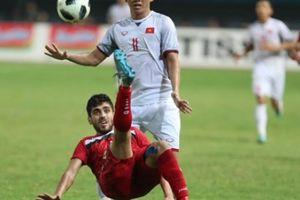 Thua Việt Nam, cầu thủ Olympic Syria nói điều 'ruột gan'