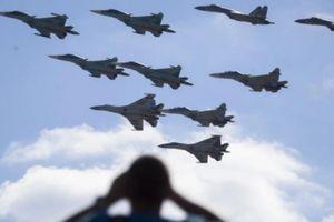 Binh sĩ Trung Quốc gấp rút tới Nga dự tập trận lớn nhất lịch sử