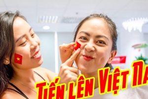U23 Việt Nam đấu U23 Hàn Quốc: Facebook tại VN nhuộm sắc đỏ