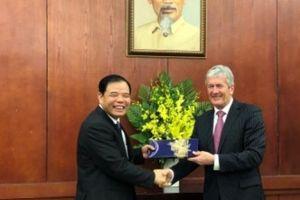 Sau bắt tay giữa 2 Bộ trưởng trái cây Việt rộng cửa vào New Zealand