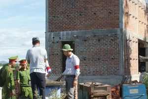 Bình Định: Cách chức 'quan' thôn xây nhà trên đất lấn chiếm