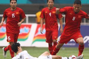 Báo chí nước ngoài tiếc cho Olympic Việt Nam