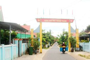 Đổi thay làng biển Tam Thanh