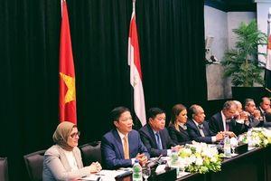 Diễn đàn doanh nghiệp Việt Nam - Ai Cập