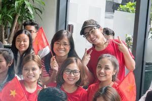 Trường đại học cho sinh viên nghỉ học cổ vũ Olympic Việt Nam