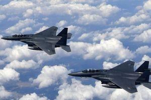 Hàn Quốc điều chiến đấu cơ ứng phó máy bay Trung Quốc