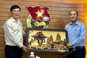 Tăng cường giao lưu thanh niên Việt Nam - Campuchia ở các tỉnh biên giới