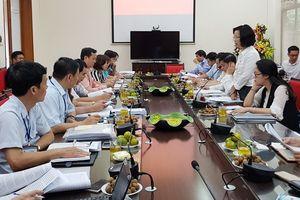 Đoàn Đại biểu Quốc hội TP Hà Nội giám sát việc ban hành văn bản quy phạm pháp luật