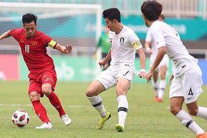 Olympic Việt Nam gục ngã trước Hàn Quốc, vì sao?