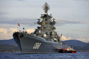 Quân Assad gặp nguy, chiến hạm Nga rầm rập đến giải cứu?