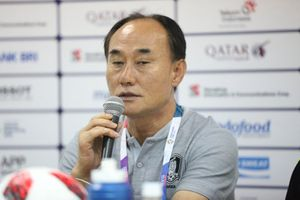 HLV U23 Hàn Quốc: 'U23 Việt Nam thua, tôi cũng tiếc lắm'