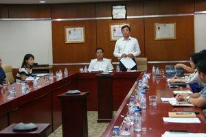 DMC tổ chức đối thoại lao động định kỳ