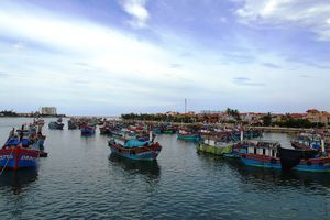 Quảng Bình: Phát triển số lượng tàu cá khai thác hải sản vùng biển xa