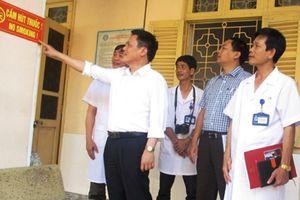 Nghệ An: Bệnh nhân sung sướng khi bệnh viện không khói thuốc lá