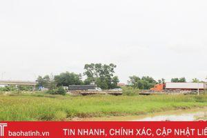 Đề nghị xây cầu đường tránh TP Hà Tĩnh chống ngập vùng phía Tây Thạch Hà
