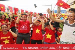 Người hâm mộ Hà Tĩnh tiếc cho siêu phẩm của Minh Vương chưa đủ để Việt Nam vượt qua Hàn Quốc