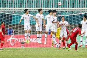 Thua Hàn Quốc 1-3, Olympic Việt Nam tranh HC đồng ASIAD