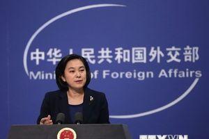 Trung Quốc kêu gọi Mỹ-Triều duy trì nỗ lực phi hạt nhân hóa