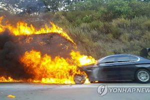 2.000 đơn kiện chờ đón BMW Hàn Quốc sau bê bối cháy nổ