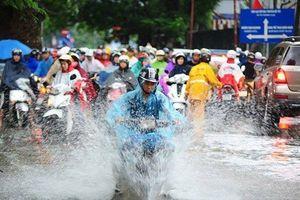 Dự báo thời tiết 30/8: Tiếp tục mưa to ở nhiều tỉnh thành trên cả nước