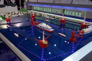 Philippines phản đối Trung Quốc kéo nhà máy điện hạt nhân nổi tới Biển Đông