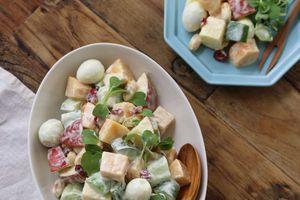 Gợi ý món salad trái cây vừa nhanh vừa lạ miệng giúp bạn giảm cân hiệu quả