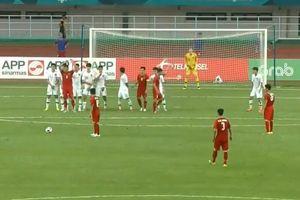 Xem lại pha ghi bàn thần sầu của Minh Vương vào lưới Hàn Quốc
