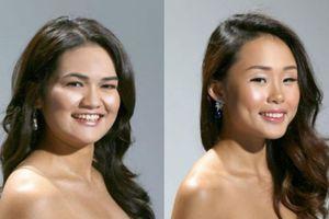 'Giật mình' trước nhan sắc kém dần đều của toàn bộ thí sinh Hoa hậu Hoàn vũ Singapore