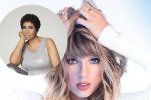 Không cầm được nước mắt trước màn tri ân Aretha Franklin đầy xúc động của Taylor Swift tại Reputation Tour…
