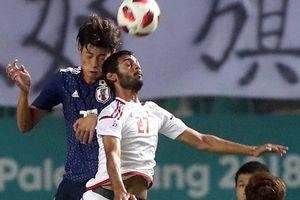 Nhật Bản hạ UAE giúp U23 Việt Nam sáng cửa giành huy chương đồng