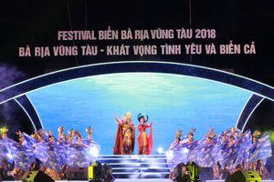 Festival biển Bà Rịa - Vũng Tàu trở lại sau 12 năm